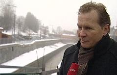 Erich Rohrmoser Bürgermeister von Saalfelden