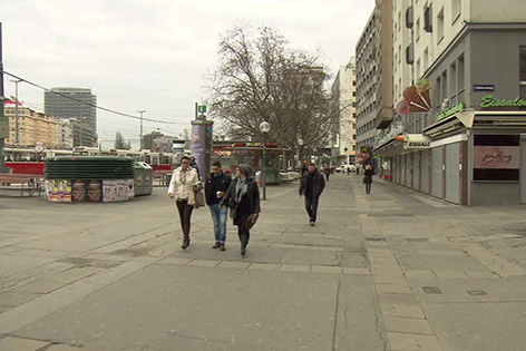 Schwedenplatz Neugestaltung