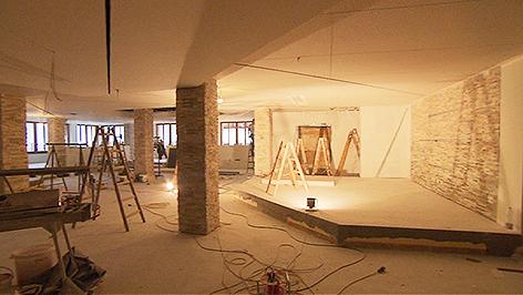 Ausbau Hotel Burgenland