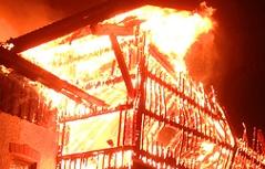 Großbrand in Seekirchen