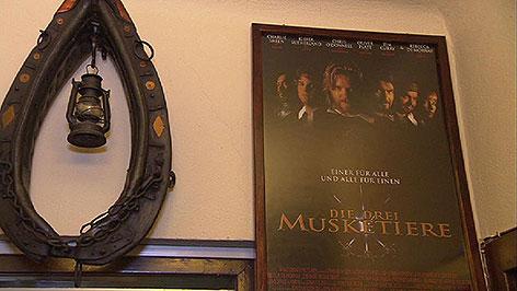 """Filmplakat """"Die drei Musketiere"""""""