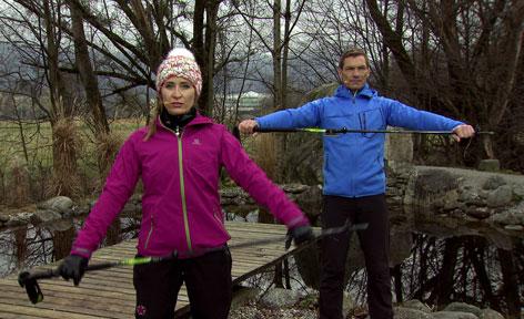Doresia Krings und Michael Mayrhofer