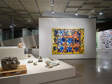 Terry Winter im Kunsthaus Graz