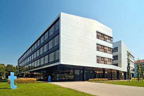 Gebäude der FH St. Pölten