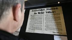 """""""Der ewige Kaiser - Franz Joseph I. 1830 - 1916"""" - Ausstellung in der Nationalbibliothek"""