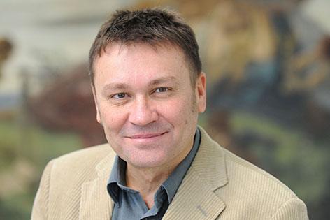 Portrait Michael Lakner