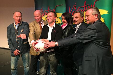 Neuer fußballpräsident Mitterdorfer