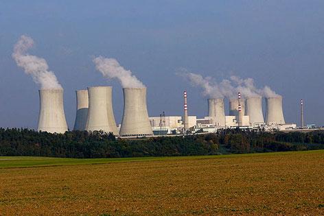 Atomkraftwerk Dukanovy Tschechien