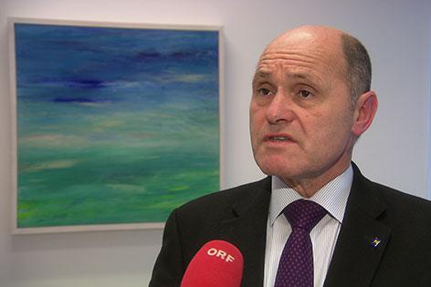 Wolfgang Sobotka Landeshauptmann-Stellvertreter ÖVP