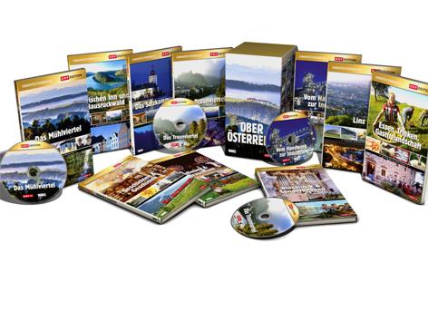 DVD-Edition Oberösterreich