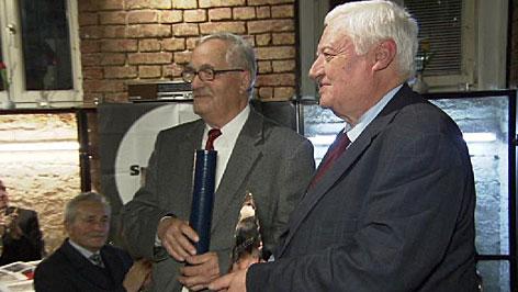 Brati Rešetarić dobili nagradu Metron
