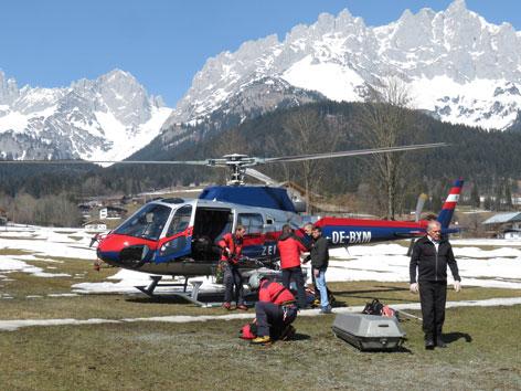 Alpinunfall am Bauernpredigtstuhl