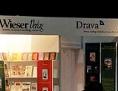 Založba Drava Wieser Leipzig knjižni sejem
