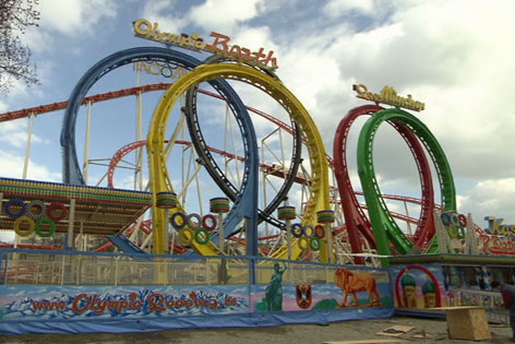 Olympia Looping Prater