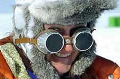 Antarktisforscherin Birgit Sattler