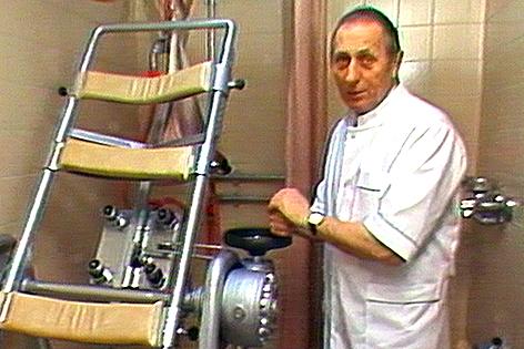 Willi Dungl im Jahr 1986