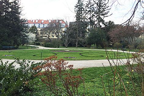 Botanischer Garten bei Tiergarten