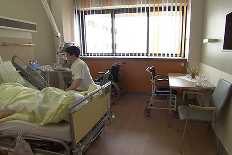 Palliativstation in Krems