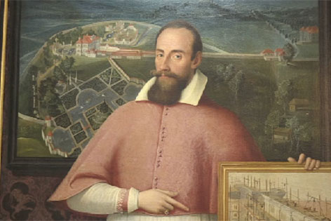 Portrait von Markus Sittikus