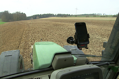 App für Landwirte