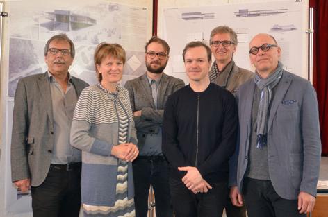 Präsentation Siegerprojekt Patscherkofelbahn