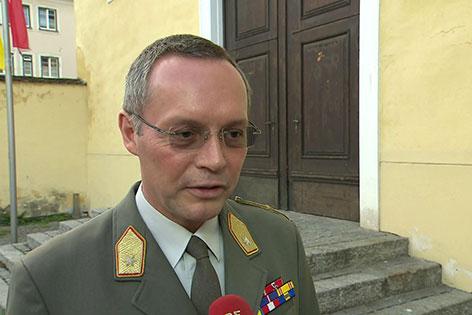 Rudolf Striedinger Leiter Abwehramt