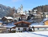 Ansicht Winter Gemeinde Eschenau