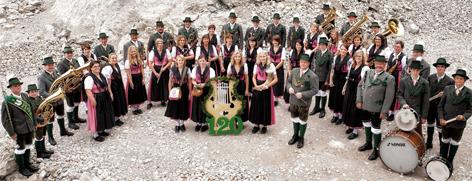 Musikkapelle Jainzen bei Bad Ischl