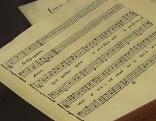 Komposition von Mozart, Salieri und Cornetti