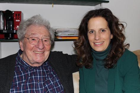 Robert Opratko und Alice Herzog