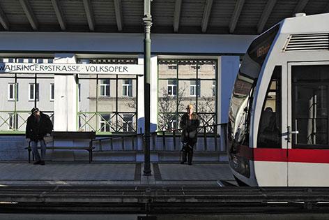 U6-Station Währinger Straße Volksoper