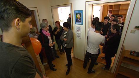 Wohngruppe für Flüchtlinge, SOS Kinderdorf