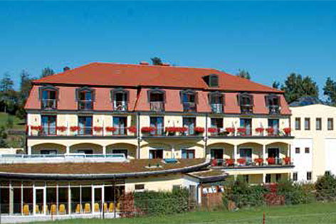 Moorbad Großpertholz Kuranstalt