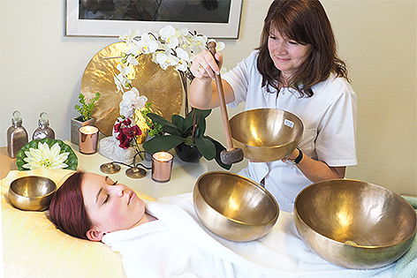 Massage im Moorbad Großpertholz