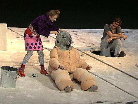 """Das Kind der Seehundfrau"""
