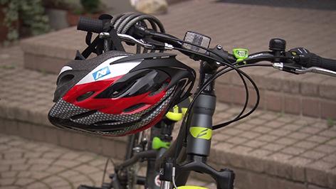 Fahrradhelme