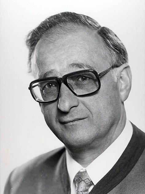 Altbürgermeister Heinrich Salfenauer