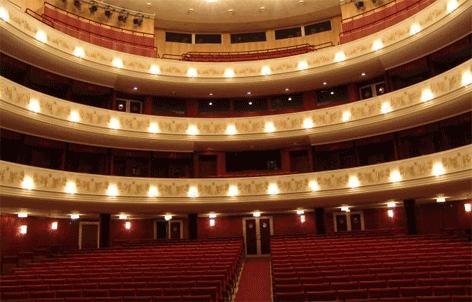 Zuschauerraum Landestheater