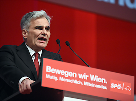 SPÖ-Parteitag