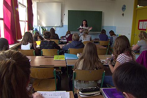 Schulklasse