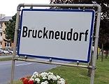 Ortstafel Bruckneudorf