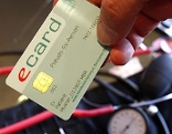Muster einer E-Card