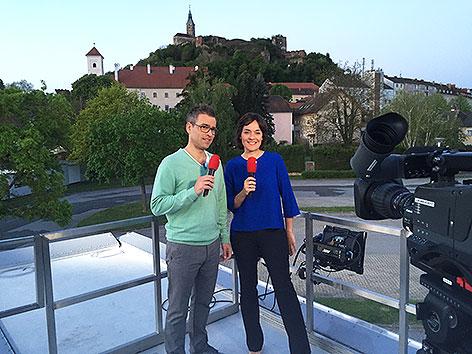Guten Morgen Österreich aus Güssing
