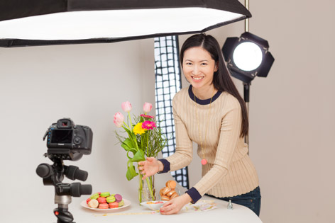 Joanna Zhou, Youtuberin