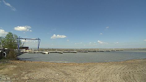 Neues Konzept für Strandbad Podersdorf