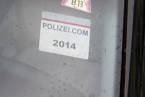 Geschäft Mit Nutzlosen Polizeivignetten Salzburgorfat