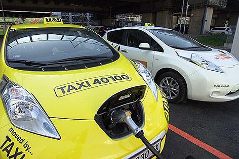 E-Taxis
