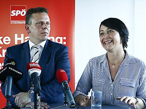 Michael Ehemann, Martin Schröck