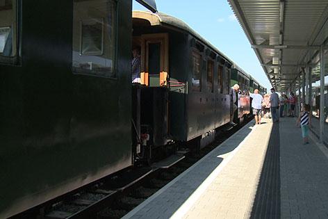 Waldviertelbahn NÖVOG Bahn