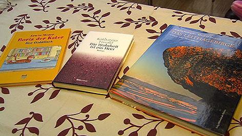 Die ausgezeichneten Bücher